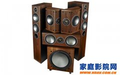 猛牌Monitor Audio Bronze B5 AV音响系统